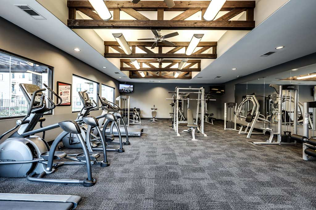 The Oaks at Northpoint Fitness Center